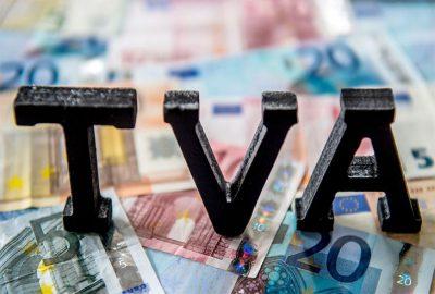 Налог на добавленную стоимость во Франции